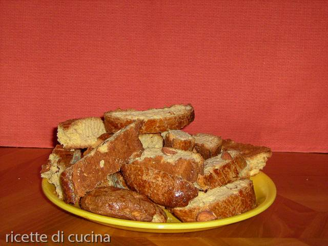 fare in casa cantucci prato